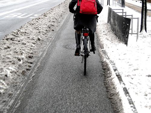 BicyclistinCopenhagen